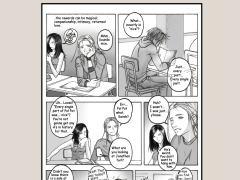 英語漫画breath
