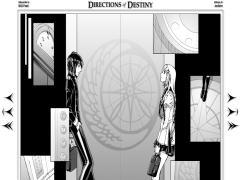 英語漫画directionofdestiny