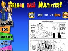 英語漫画dragonballmultiuniverse
