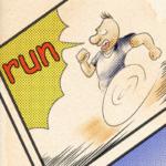 中学英単語 ,run,走る