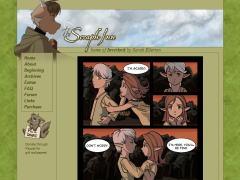 英語漫画Seraphinn