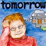 明日:tomorrow