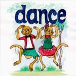 中学英単語 ,dance,おどる