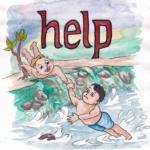 中学英単語 ,help,助ける