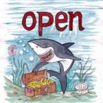 中学英単語 ,open,開ける